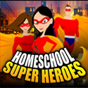 Homeschool Super Heroes Week!