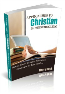 Enter to win Approaches to Homeschooling - Giveaway from HOmeschoolSuperHeroes.com