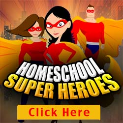 Homeschool Super Heroes