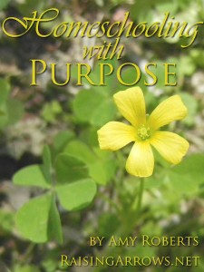 Homeschooling with a Purpose Cover