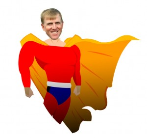 Homeschool Super Hero 2012 speaker - Mike Hanik - Family Time Fitness