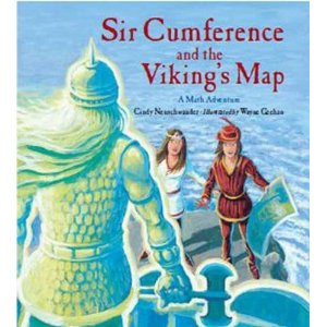 Sir Cumference & The Viking's Map - Charlesbridge