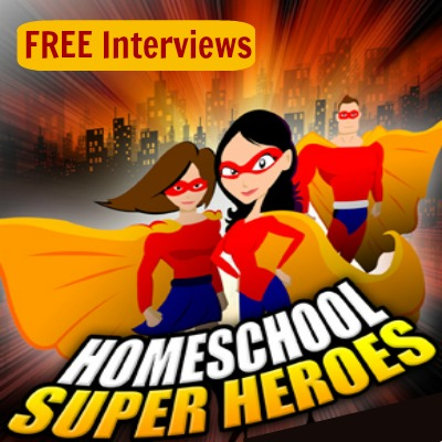 free homeschool interviews | HomeschoolSuperHeroes.com