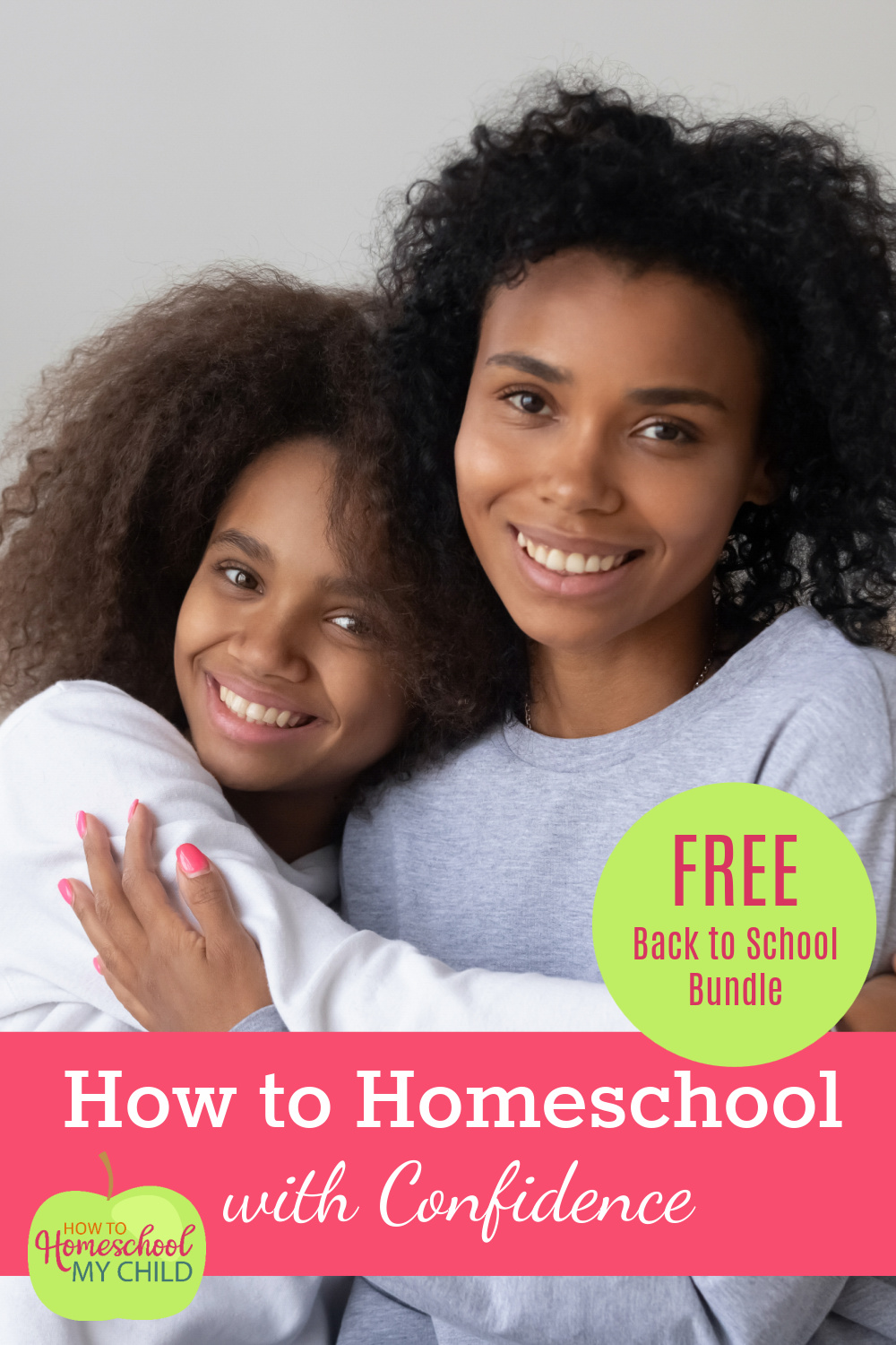 How to Homeschool with Confidence-Free Back to School Bundle